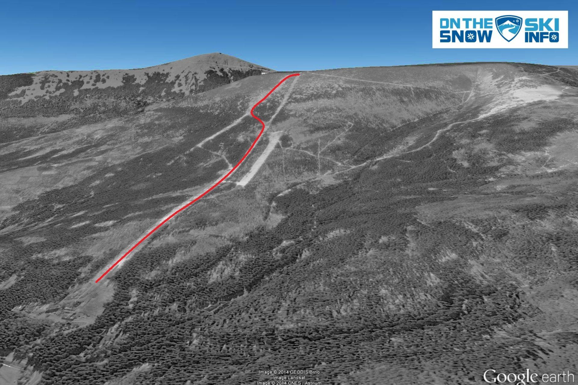 Najdłuższe trasy narciarskie w Polsce - Karpacz