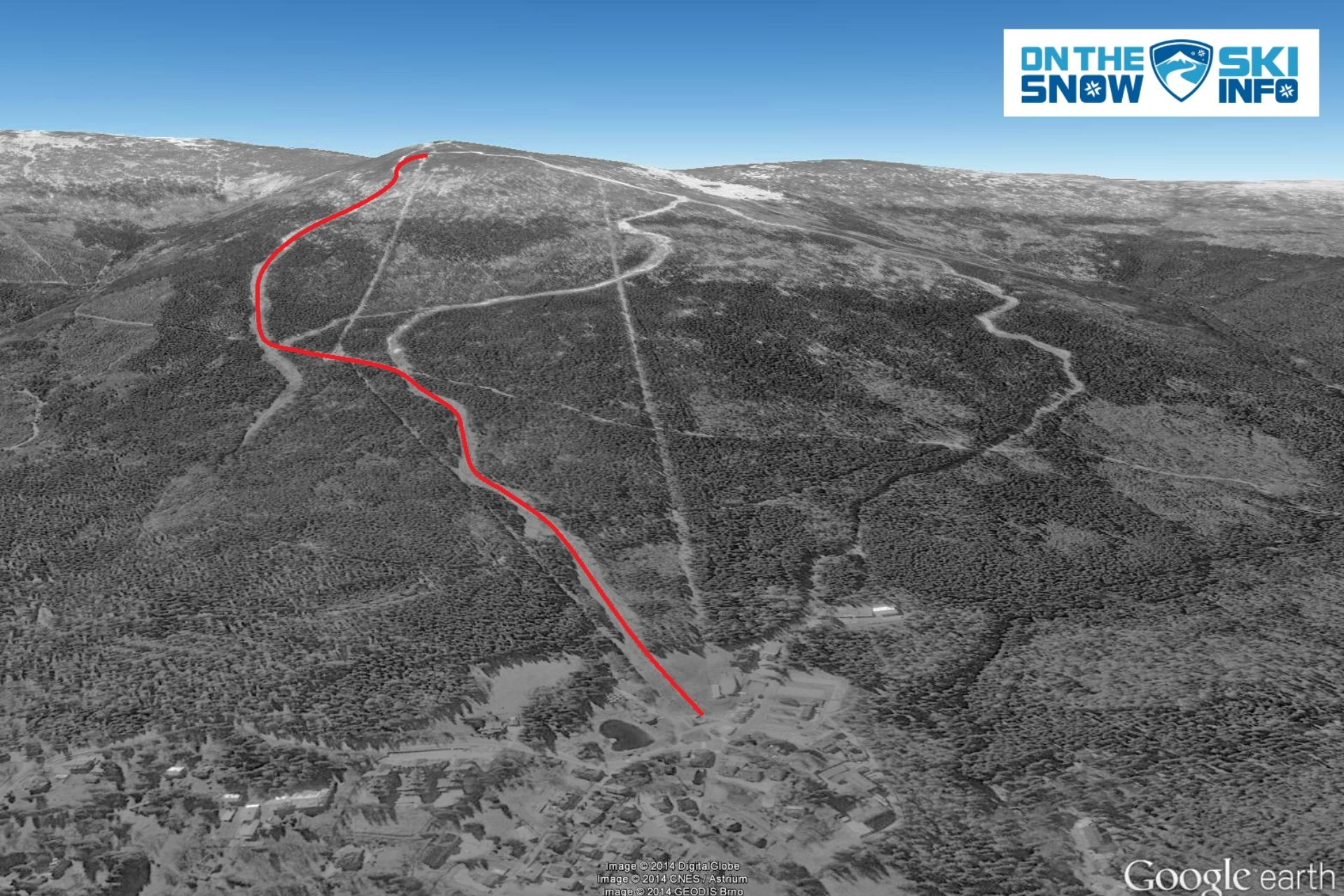 Najdłuższe trasy narciarskie w Polsce - Szklarska Poręba