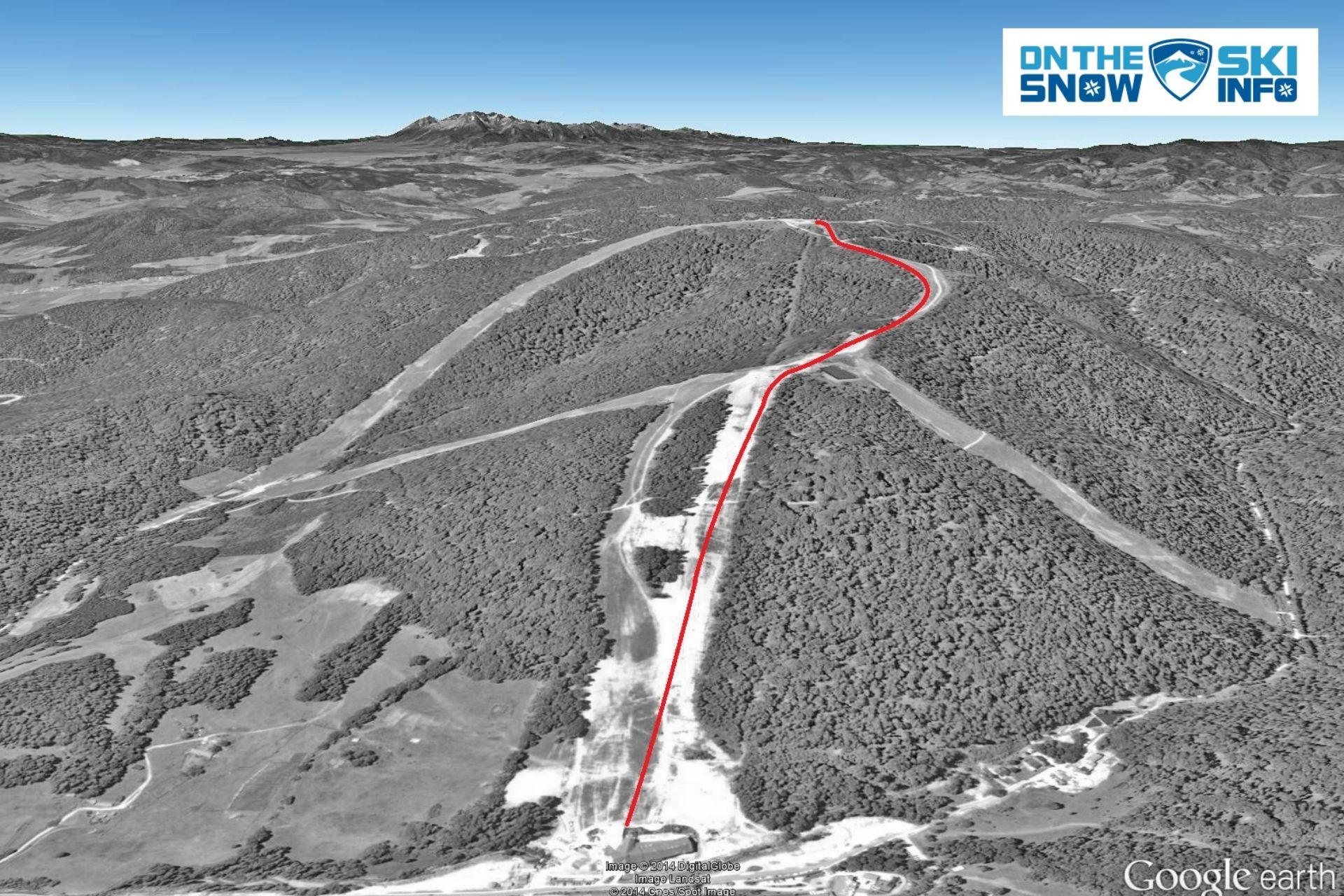 Najdłuższe trasy narciarskie w Polsce - Jaworzyna Krynicka