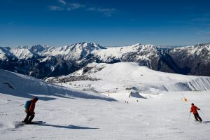 Najdluższe trasy narciarskie w Alpach
