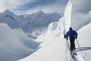 Gdzie pada najwięcej śniegu na świecie