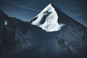 Najbardziej strome trasy w Alpach - Gamsleiten