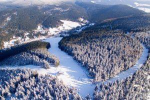 Trasy narciarskie w Harrachovie
