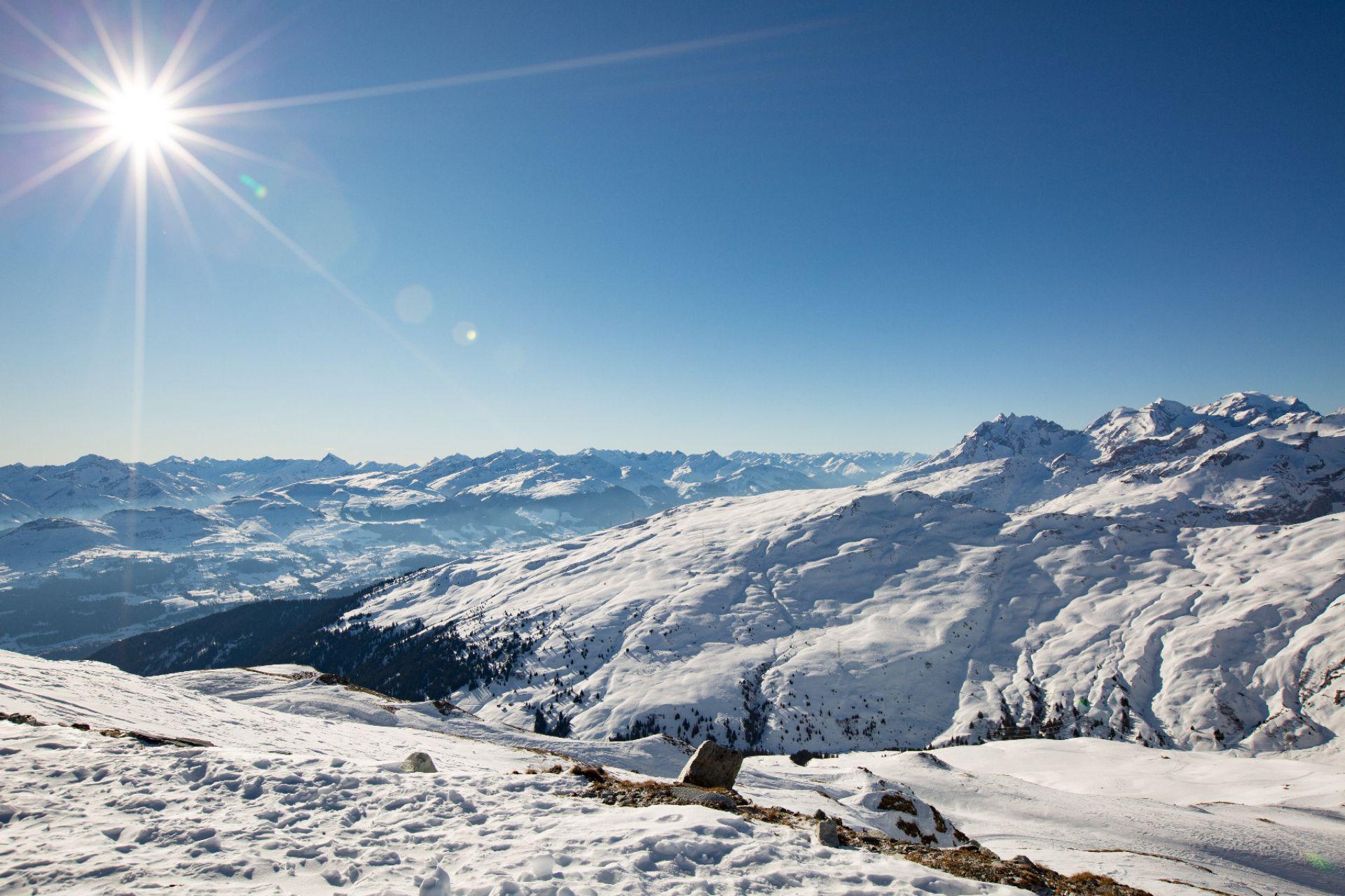 Najdłuższe trasy narciarskie w Szwajcarii