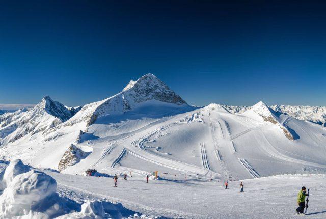 Gdzie na narty w październiku?