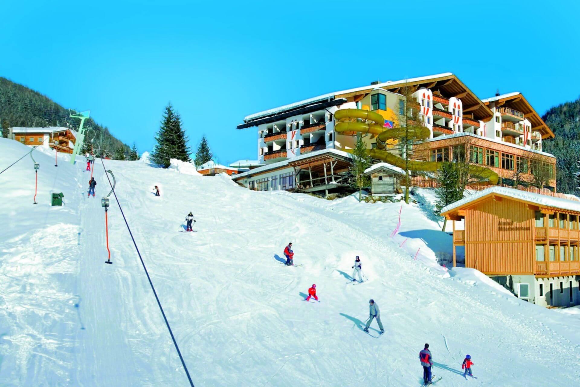 dziecko na nartach jak ubrać